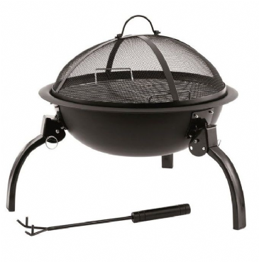 Outwell Cazal Fire Pit M Camping Grill Stove